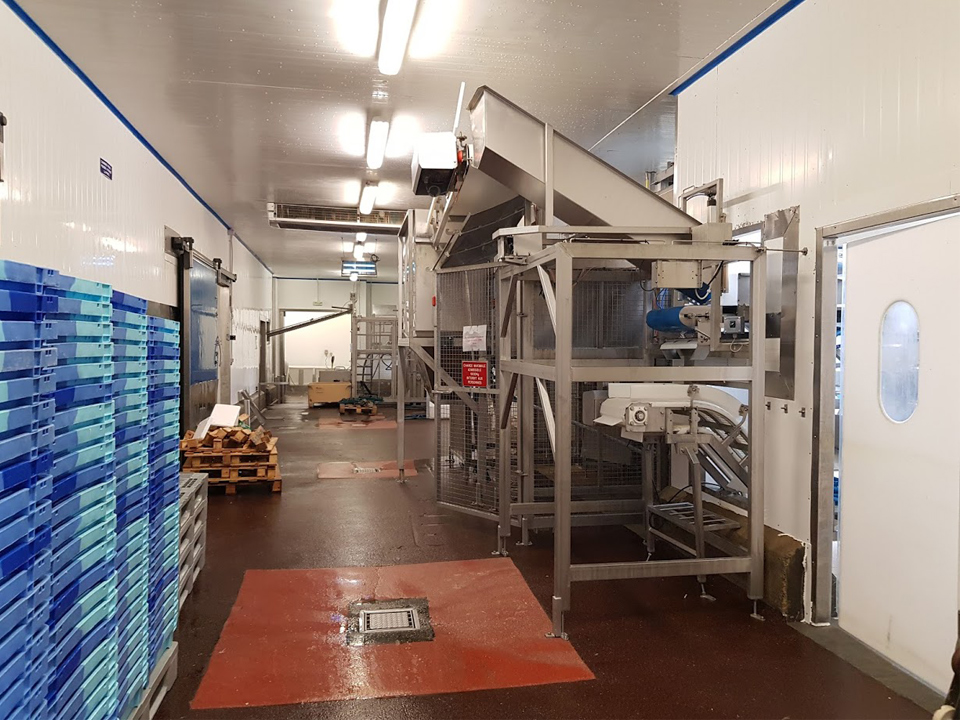 Transfert équipement de production complet - 01