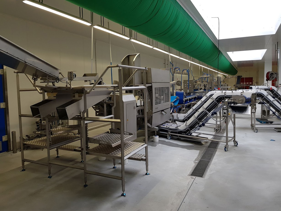 Transfert équipement de production complet - 04