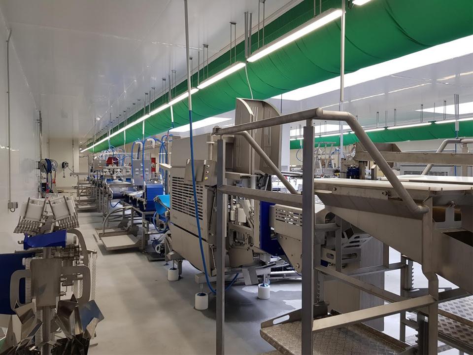 Transfert équipement de production complet - 05